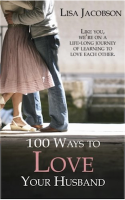 Book 100 ways to love your husband.