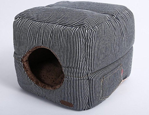 2 in 1 Cat Bed and House