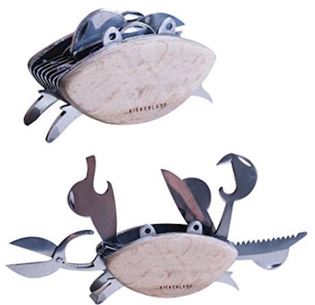 Crab Looking Multitool