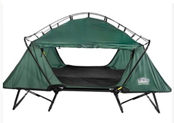 Two person Double Tent Cot