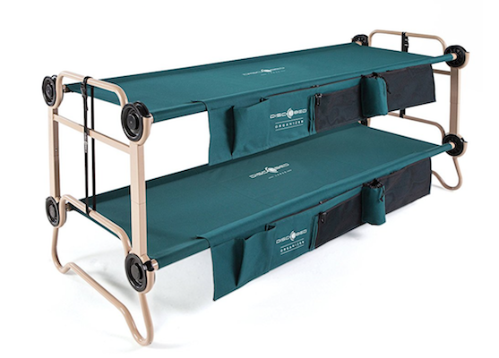Portable Camping Bunk beds for adults