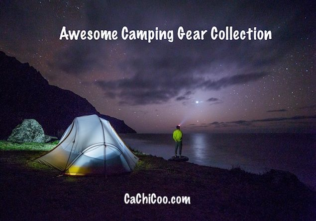 Awesome Camping Gear Collection