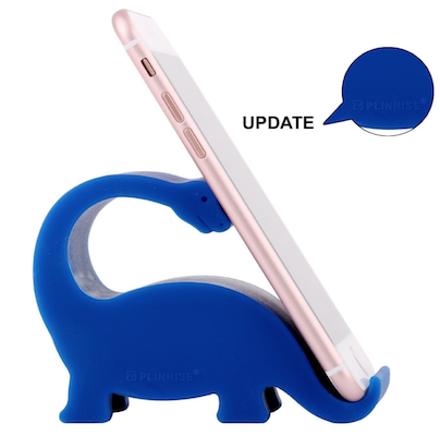 Dinosaur shaped mobile Phone and tablet Holder